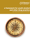 Cover of Dovetail Good Practice Guide 1: A Framework for youth alcohol and other drug practice