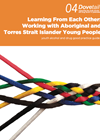 Cover of Dovetail Good Practice Guide 4: Learning from each other - Working with Aboriginal and Torres Strait Islander Young People