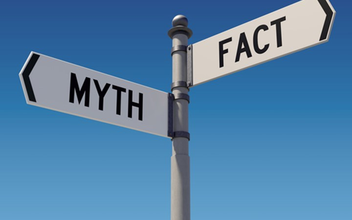 Street signs pointing opposite directions: Myth or Fact