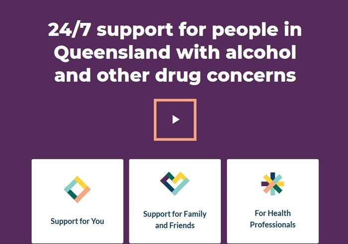 ADIS 24 / 7 Support for people in Queensland with alcohol and other drug concerns