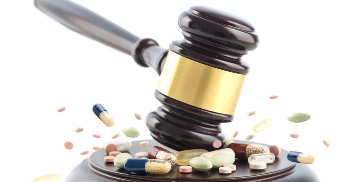 Illicit Drug Data Report 2018 -2019   Dovetail